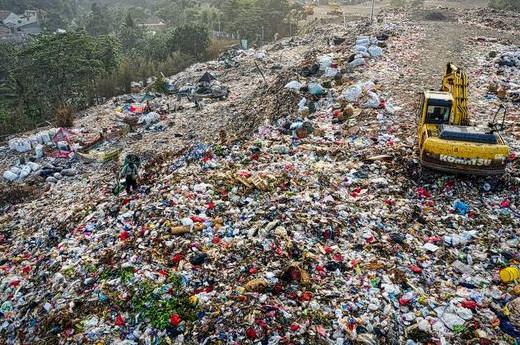 Les déchets ménagers en France