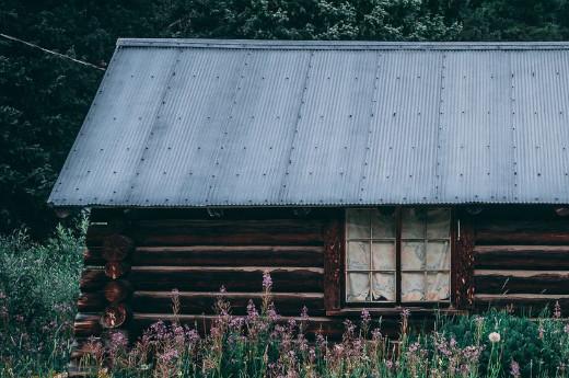 Construire une maison avec des matériaux recyclés